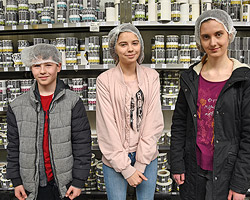 Girls Day und Boys Day in der Ölmühle