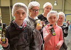 Girls- und Boys-Day in der Ölmühle