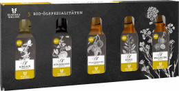 Seed and nut oils