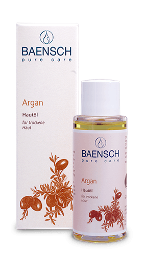Argan skin care oil