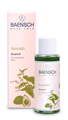 Avocado Skin Care Oil