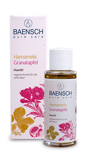 hamamelis-pomegranate skin care oil
