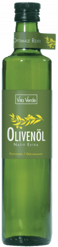 Olive oil/greece [organic] vita verde