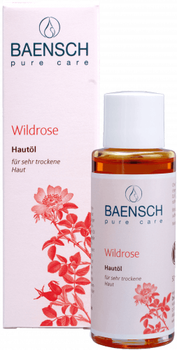 Wild rose skin care oil